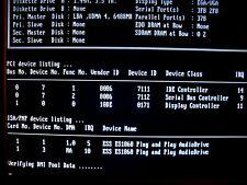 Edison Gold 16 Plus ESS Audiodrive ES1868 16bit ISA Sound Karte