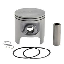 Piston kit with Rings Clip Set For Yamaha dt200 0.5 mm Cylinder Bore Size 66.5 mm
