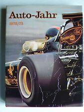 Auto - Jahr Nr. 20 1972-1973 EDITA S.A. Lausanne 248 Seiten