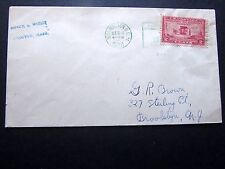 Aeronautics Conference FDC, 1928, 2 cent, Royce A. Wight FDC Pioneer, scarce