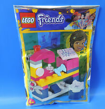 Lego ® Friends 561802/andreas Mode Design Studio/polybag