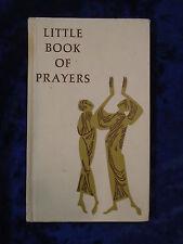 LITTLE BOOK OF PRAYERS - PETER PAUPER PRESS 1960 - H/B - UK POST £3.25