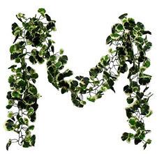 5.5 ft Strawberry Gernanium Ivy Chain Garland ~ Leaves Silk Wedding Flowers Arch