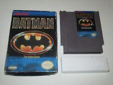 Batman: The Video Game (Nintendo NES, 1990)