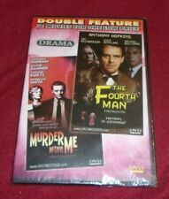 Murder Within Me/The Fourth Man DVD NEW SEALED Anthony Hopkins double feature