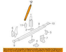 GM OEM Rear-Shock Absorber 25871024