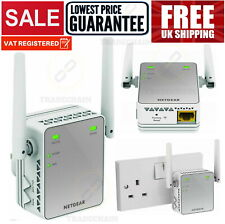WiFi Range Extender Signal Booster Network NETGEAR Internet Wireless Repeater