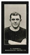 More details for smith's - 'footballers series 1 (cup tie)' (1909) - card #39 - a. turnbull (m...