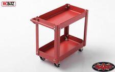 """SCALA Garage SERIE METAL pratico strumento """"Carrello su ruote RC4WD Z-X0030 RC"""