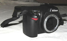 Nikon D40 Digital Camera Body - untested