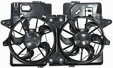 2001-2004 Ford Escape Radiator/Condenser Cooling Fan Assembly 2.0 L Automatic