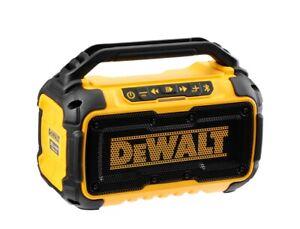 DEWALT Bluetooth Lautsprecher DCR011 Solo Baustellen Musik 10,8 -18 V