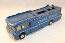 Corgi Toys 1126 Ecurie Ecosse Racing Car Transporter good working condition