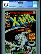 X-Men #140 CGC 9.2 NM-  1980  Marvel Comic Alpha Flight Disbands Amricons K21