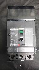 SQUARE D POWERPACT CIRCUIT BREAKER CAT# HGA36060 60A/600V/3POLE