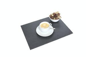 Frühstücksbrett Servierplatte Tischdeko Tischset Tablett Untersetzer ca.20x14cm
