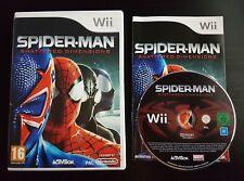 Spider-Man: Shattered Dimensions-Nintendo Wii/Wii U-Fast p&p! - Spiderman