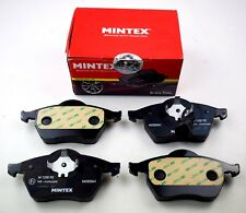 MINTEX FRONT BRAKE PADS FOR AUDI SEAT SKODA VW MDB2041 (REAL IMAGE OF PART)
