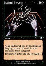 *MRM* ENG Regard du squelette (Skeletal Scrying) MTG Odyssey