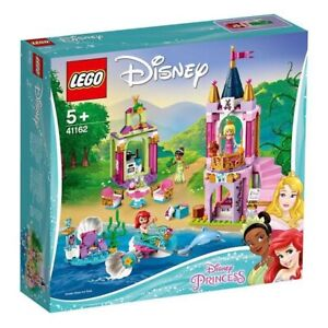 Brand New LEGO 41162 Disney Princess Ariel, Aurora and Tiana's Royal Celebration