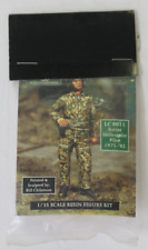 Lincoln County Soviet Helicopter Pilot 1975-02, Resin Figure Kit 1/35 LC 0011