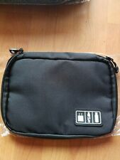 Pro Organizer Bag Travel Carry Case  For USB Drive Electronic Accessories Cable