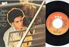 GIANNI BELLA disco 45 giri CANTA IN SPAGNOLO No 1978 STAMPA SPAGNOLA