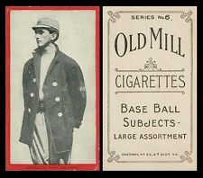 "LOT of 25 REPRINT 1910 T210 OLD MILL ""Shoeless"" Joe Jackson NO Stain"