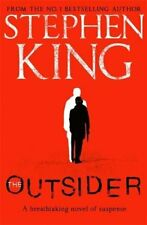 The Outsider,Stephen King- 9781473676350