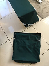Silver Cross Coach Built British Racing Green Hood And Apron. 36""