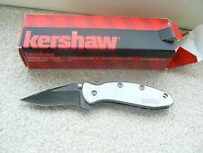 Coltello Kershaw KS1600DAM Chive Damascus knife couteau messer navaja