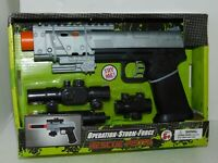 Kids Toy Pistol Gun Rescue Operation Storm Force Cosplay