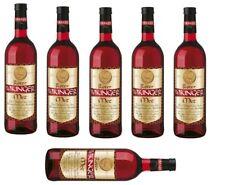 18 Flaschen roter Wikinger Met Orginal Behn a 750ml Honigwein 6% Vol. Kirschsaft