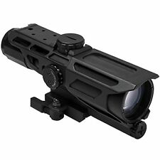 NcSTAR GEN3 Weaver Illuminated Mark III Tactical 3-9x40 P4 Sniper QR Rifle Scope