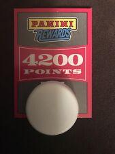 4200 Panini Rewards Points UNUSED NEW Redemption Code