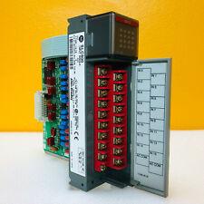 Allen Bradley 1746-Ia16 Slc 500 Series Ac Input Module Tested!