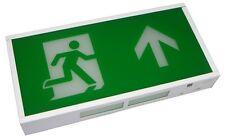 Boîte de sortie LED l'éclairage de secours IP20 maintenu / non maintenu signe de sortie