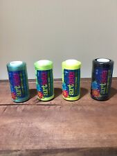 Artiste #2 Nylon Thread (Turquoise, Citrus, and Neon Yellow) And #5 Black