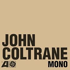 JOHN COLTRANE - THE ATLANTIC YEARS IN MONO - NEW CD BOX SET