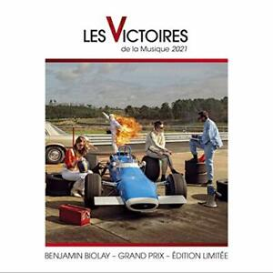 Benjamin Biolay - Grand Prix - Ed Les victoires de la musique 2021