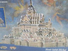 Puzzle Puzz-3D Jigsaw Church Mont Saint Michel Wrebbit Canada New Sealed 220pcs