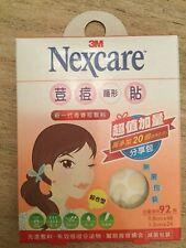 3M Nexcare Acne Pimple Stickers Patch Combo (92 pcs)