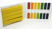 80 test de PH en tiras de papel 1 a 14 para Picsina y Acuario medidor ph