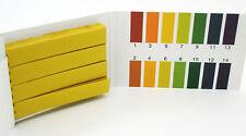 80 Test de Ph dans Bandes de Papier 1 A 14 pour Picsina et Aquarium Compteur Ph