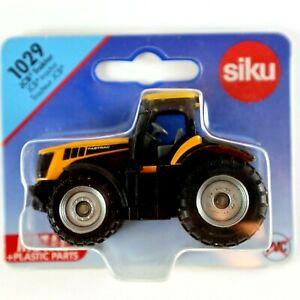Siku 1029 Yellow JCB TRACTOR Farm Diecast Metal and Plastic Parts ages 3+ NEW