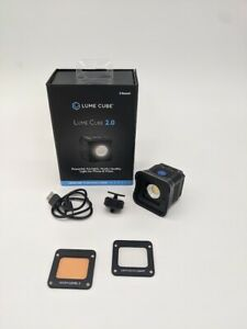 NEW Open Box Lume Cube 2.0 Daylight LED Light #LC V2 1