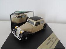 Voiture miniature Citroën Traction Avant 7 A Berline 1934 Vitesse 1/43