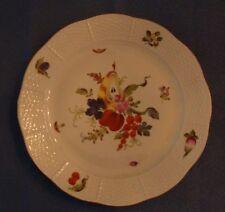 "Herend 10"" Dinner Plate in Market Basket Pattern  #524/BFR"
