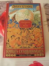 Jules Verne  Cinq Semaines en Ballon 1997