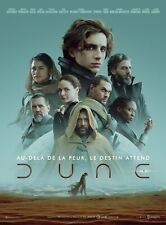 Dune -  Affiche cinema 40X60 - 120x160 Movie Poster